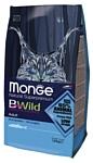 Monge Bwild Cat Anchovies (1.5 кг)