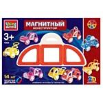 ГОРОД МАСТЕРОВ Магнитный 4006 Машинка