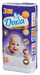 Dada Premium 3 Midi (4-9 кг) (60 шт.)