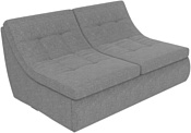 Лига диванов Холидей 101881 (серый)