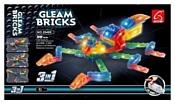 Ausini Gleam Bricks 25489 Насекомое 3 в 1