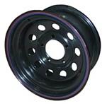 Ningbo A08 8x15/5x139.7 D110.1 ET-19 Black