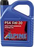 Alpine PSA 5W-30 5л