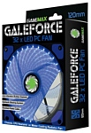 GameMax Galeforce 32 x Blue LED