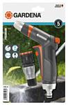 Gardena Пистолет-наконечник для полива Premium + Коннектор 18306-20