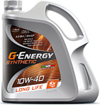 G-Energy Synthetic Long Life 10W-40 4л