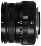Fujifilm XF 16mm f/2.8R WR
