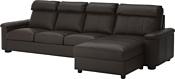Ikea Лидгульт 892.920.38 (темно-коричневый)