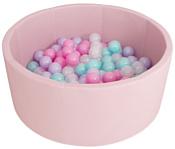 Romana Airpool (розовый с розовыми шариками) ДМФ-МК-02.53.01