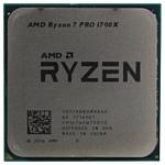 AMD Ryzen 7 PRO 1700X Summit Ridge (AM4, L3 16384Kb)