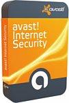 avast! Internet Security (10 ПК, 1 год)