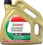 Castrol Edge Turbo Diesel 5W-40 4л