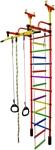 Формула здоровья Жирафик-1А Плюс (красный/радуга)