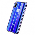 Baseus Aurora Case для iPhone XS Max (синий)