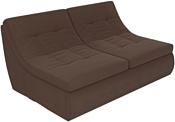 Лига диванов Холидей 101880 (коричневый)