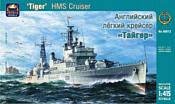 ARK models AK 40012 Английский лёгкий крейсер «Тайгер»