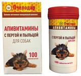 Пчелодар Апивитамины с пергой и пыльцой для собак