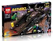 Lepin Marvel 07067 Бэттанк: Ридлер и убежище Бэйна