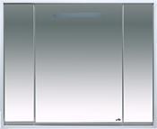 Misty Шкаф с зеркалом Барселона 105 (белый)