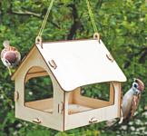 Woody Кормушка для птиц Домик 06039