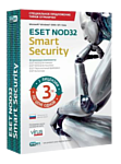 NOD32 Smart Security (3 ПК, 1 год) продление лицензии