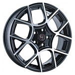 NZ Wheels F-26 6x15/4x100 D60.1 ET36 BKF