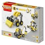 ENGINO Pico Builds PB24 Промышленность 8 моделей