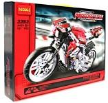 DECOOL Мотоцикл Королевский рулевой 3353