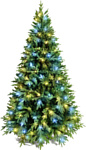 Crystal Trees Этна с вплетенной гирляндой 1.2 м