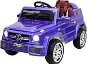 RiverToys Mercedes-Benz O004OO VIP (синий)