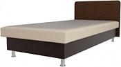 Лига диванов Мальта 200x80 101751 (бежевый/коричневый)