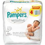 Pampers Sensitive 4х56шт