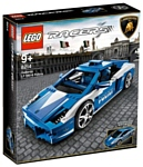 LEGO Racers 8214 Автомобиль Gallardo LP 560-4 Polizia