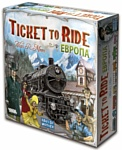 Days of Wonder Ticket to Ride: Европа (Билет на поезд: Европа)