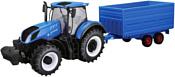 Bburago New Holland Agriculture 18-44067 (синий)