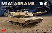 Ryefield Model M1A1 Abrams Gulf War 1991 1/35 RM-5006