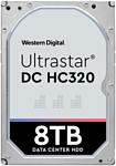 Western Digital Ultrastar DC HC320 8TB HUS728T8TAL5204