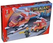 SLUBAN Пожарные спасатели M38-B0219