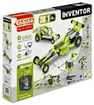 ENGINO Inventor Special Edition 3030 30 моделей с двигателей