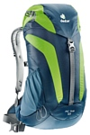 Deuter AC Lite 18 blue/green (midnight/kiwi)
