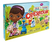 Hasbro Операция. Доктор Плюшева (Operation)