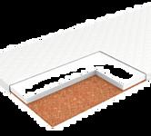 ЭОС Тип Беби 3 60x120 (бязь)