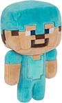 Minecraft Happy Explorer Diamond Steve Plush