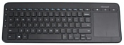 Microsoft All-in-One Media Keyboard Black USB