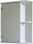 СанитаМебель Камелия-09.45 шкаф с зеркалом левый