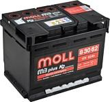 MOLL M3 plus K2 83062 (62Ah)