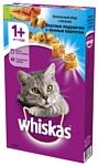 Whiskas Вкусные подушечки с паштетом. Аппетитный обед с лососем для взрослых кошек (5 кг)