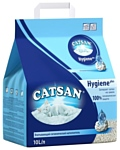 Catsan Hygiene Plus 10л
