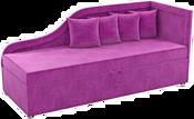 Mebelico Дюна 59409 (вельвет, фиолетовый)