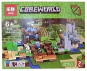 Lepin Cubeworld 18030 Набор для творчества 2.0